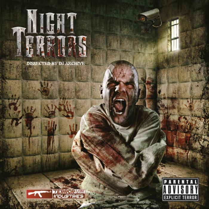 VARIOUS - Night Terrors