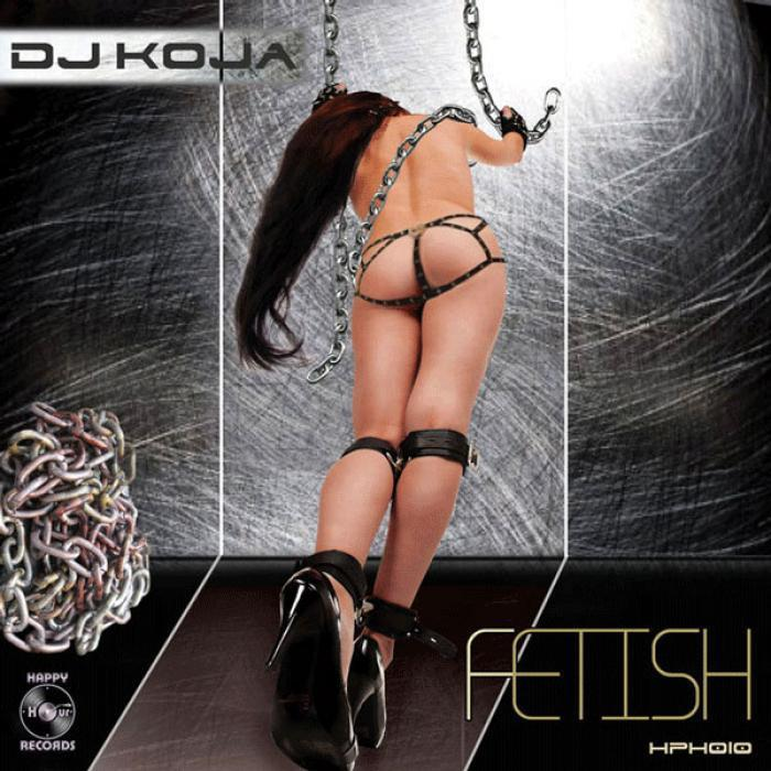 DJ KOJA - Fetish EP