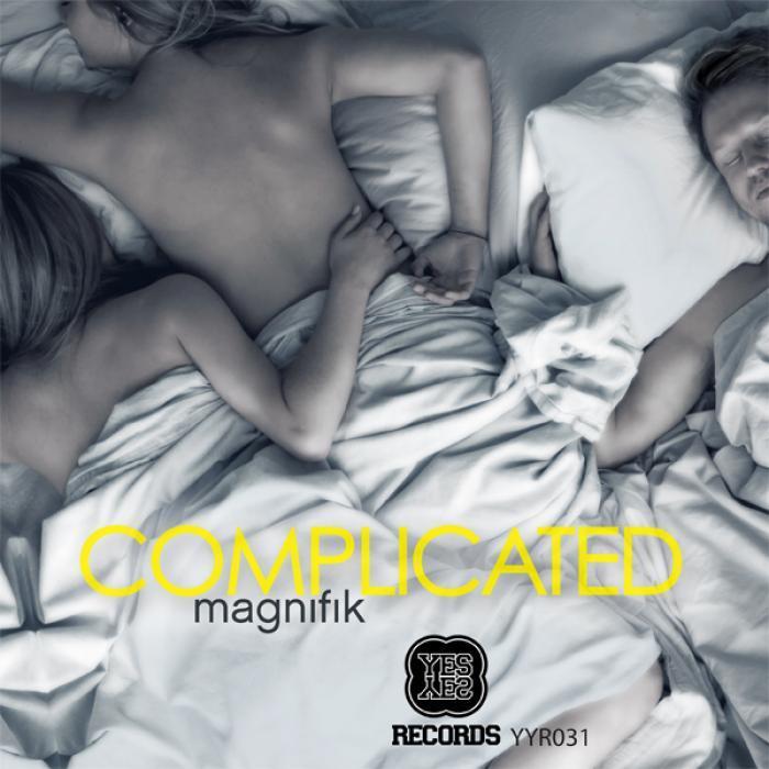 MAGNIFIK - Complicated Remix EP