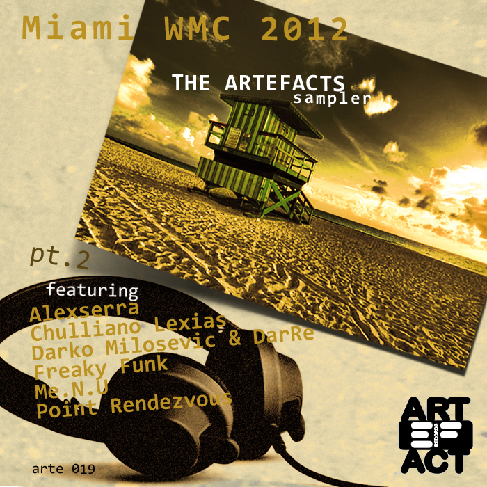 VARIOUS - The Artefacts Pt 2: Miami Winter Music Conference 2012 Sampler