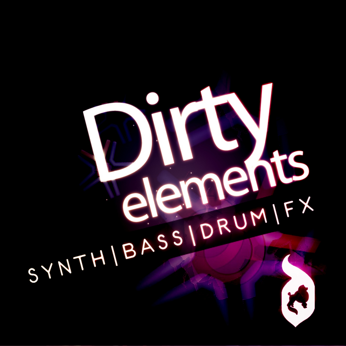 DELECTABLE RECORDS - Dirty Elements (Sample Pack WAV/APPLE)