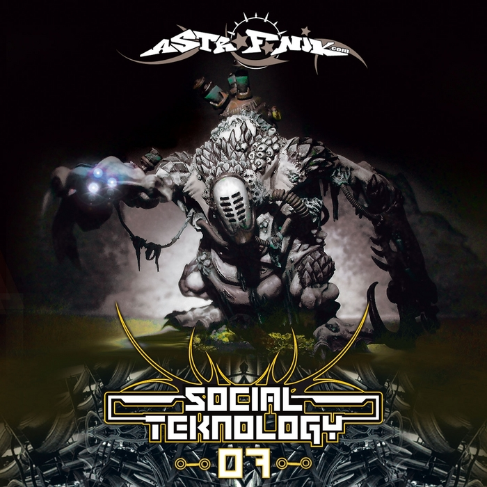 DJ SIRIO/DAM SON ACTIF/DJ JAPAN/NEUROKO - Social Teknology Vol 7