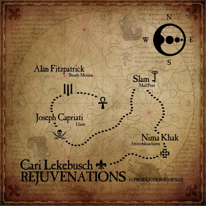 LEKEBUSCH, Cari - Rejuvenations