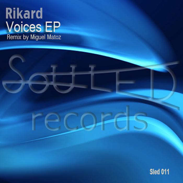 RIKARD - Voices EP