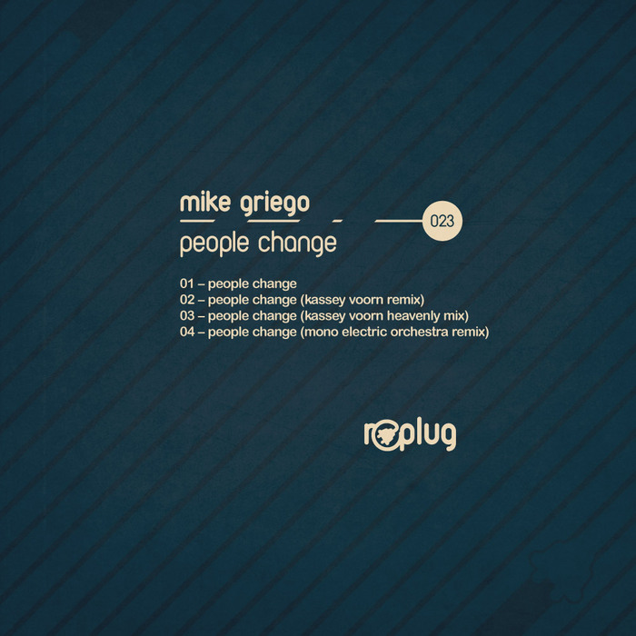 GRIEGO, Mike - People Change