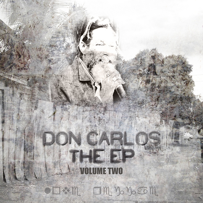 CARLOS, Don - The EP Vol 2