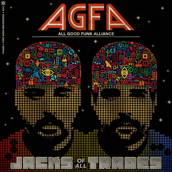 ALL GOOD FUNK ALLIANCE - Jacks Of All Trades