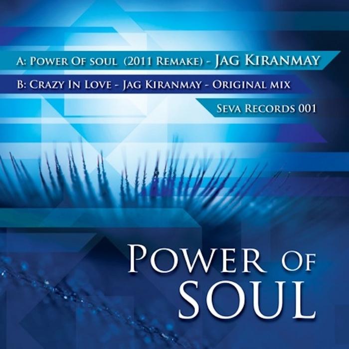 KIRANMAY, Jag - Power Of Soul