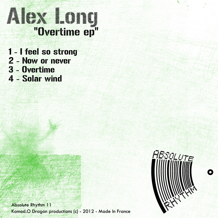 LONG, Alex - Overtime EP
