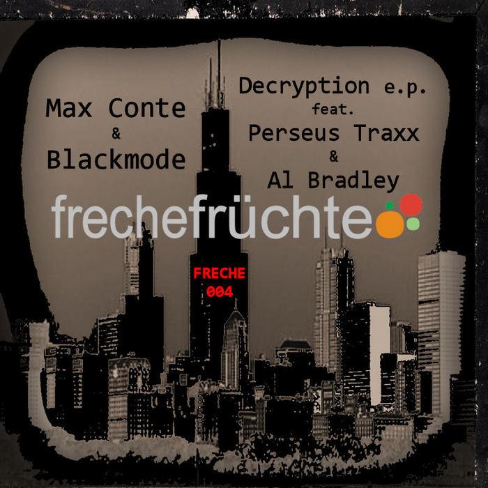 CONTE, Max/BLACKMODE - Decryption EP