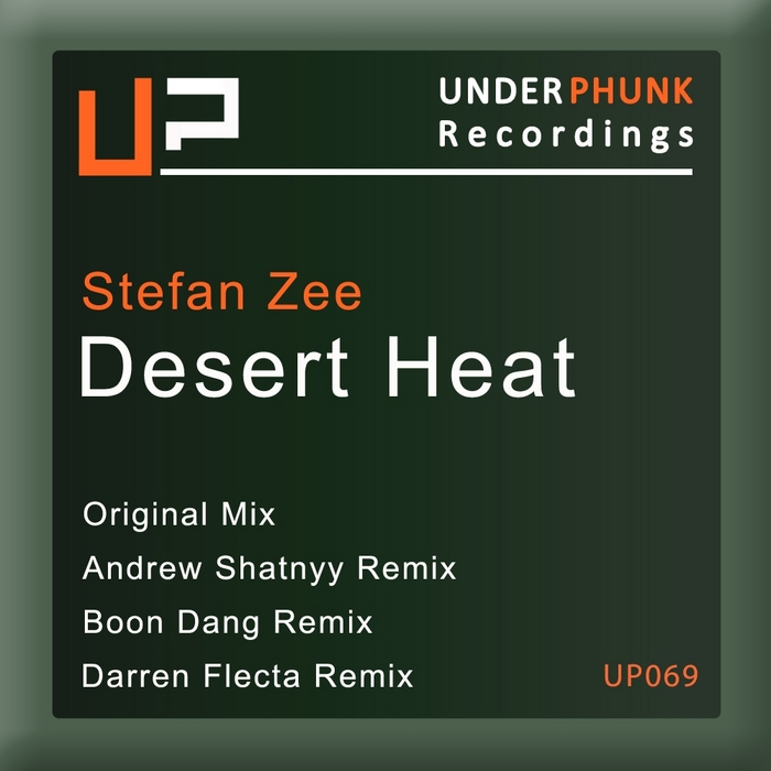 ZEE, Stefan - Desert Heat