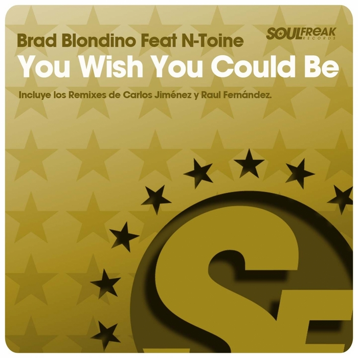 BLONDINO, Brad feat N TOINE - You Wish You Could Be