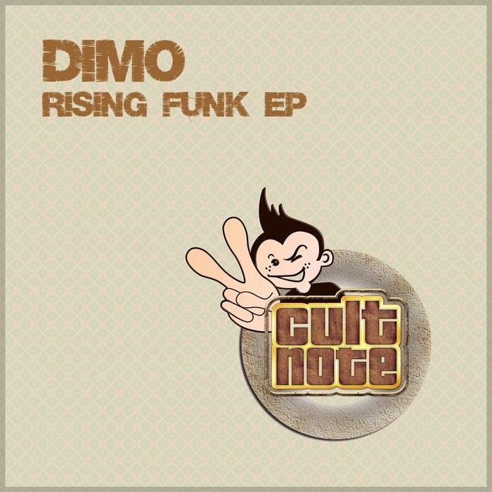 DIMO - Rising Funk EP