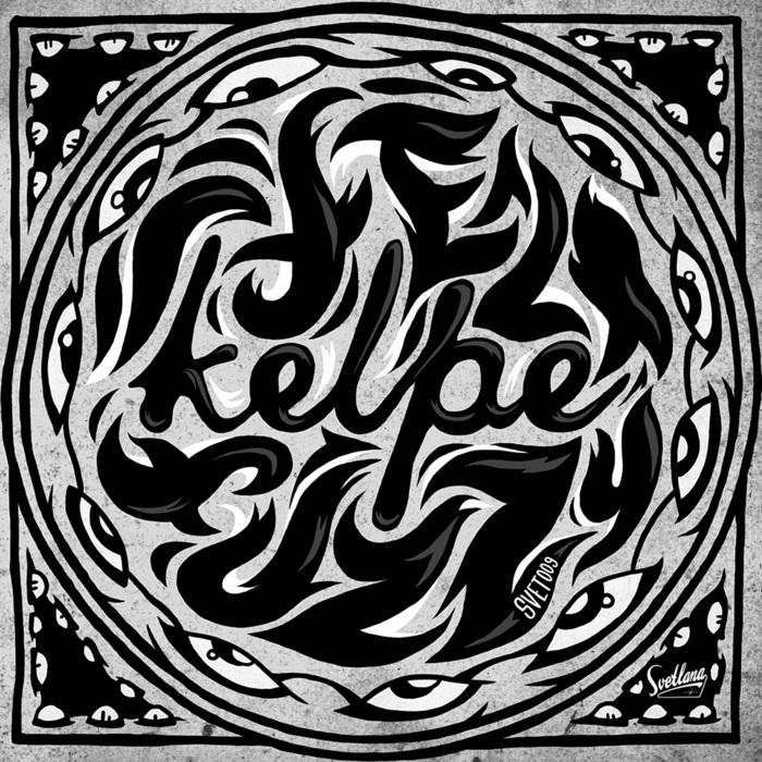 KELPE - I Felt Fuzzy EP