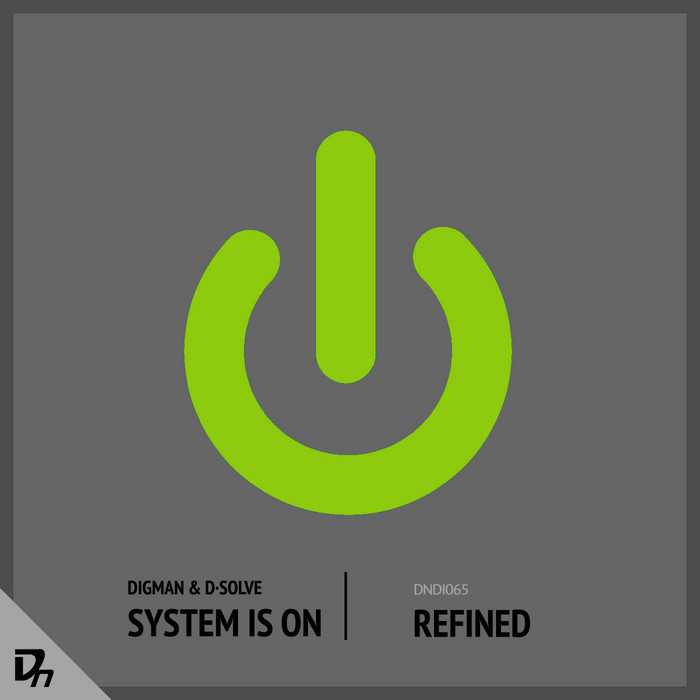 D SOLVE/DIGMAN - System Is On EP