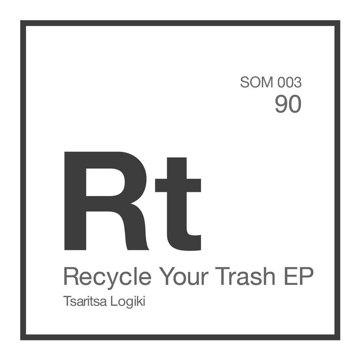TSARITSA LOGIKI - Recycle Your Trash EP