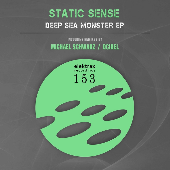 STATIC SENSE - Deep Sea Monster EP
