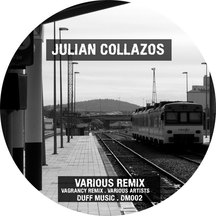 COLLAZOS, Julian - Vagrancy (remix)