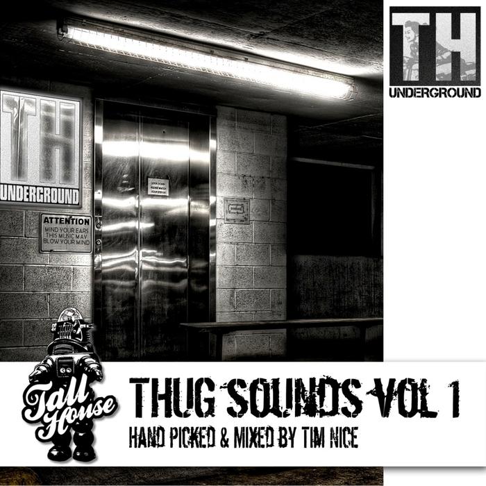 NICE, Tim/VARIOUS - Thug Sounds Vol 1 (mixed by Tim Nice) (unmixed tracks)