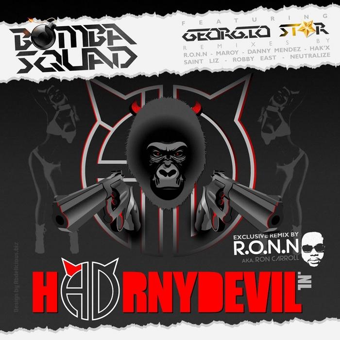 BOMBASQUAD feat JUAN SABIO - Hornydevil NL