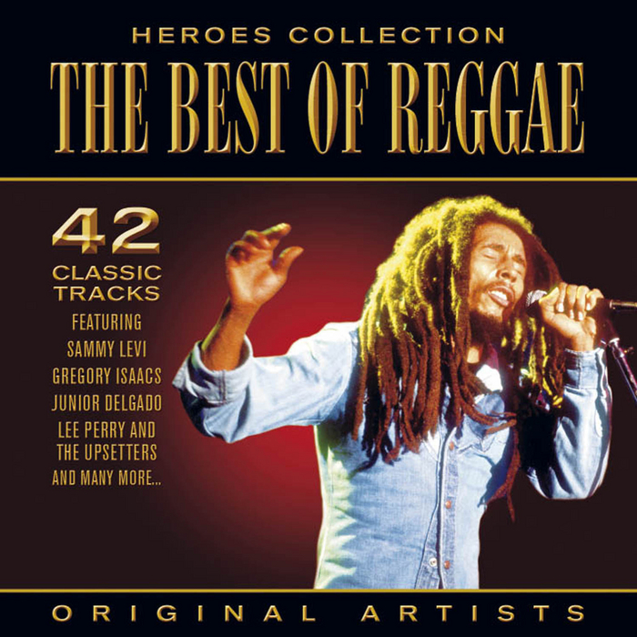 VARIOUS - Heroes Collection: The Best Of Reggae