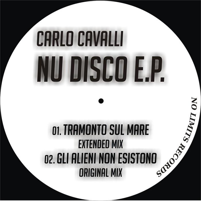 CAVALLI, Carlo - Nu Disco EP
