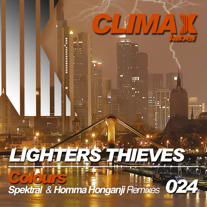LIGHTERS THIEVES - Colours