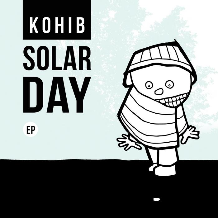 KOHIB - Solar Day EP