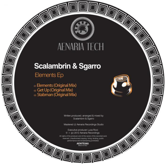 SCALAMBRIN/SGARRO - Elements