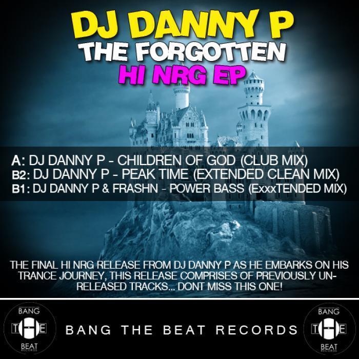 DJ DANNY P/DJ FRASHN - The Forgotten Hi NRG EP