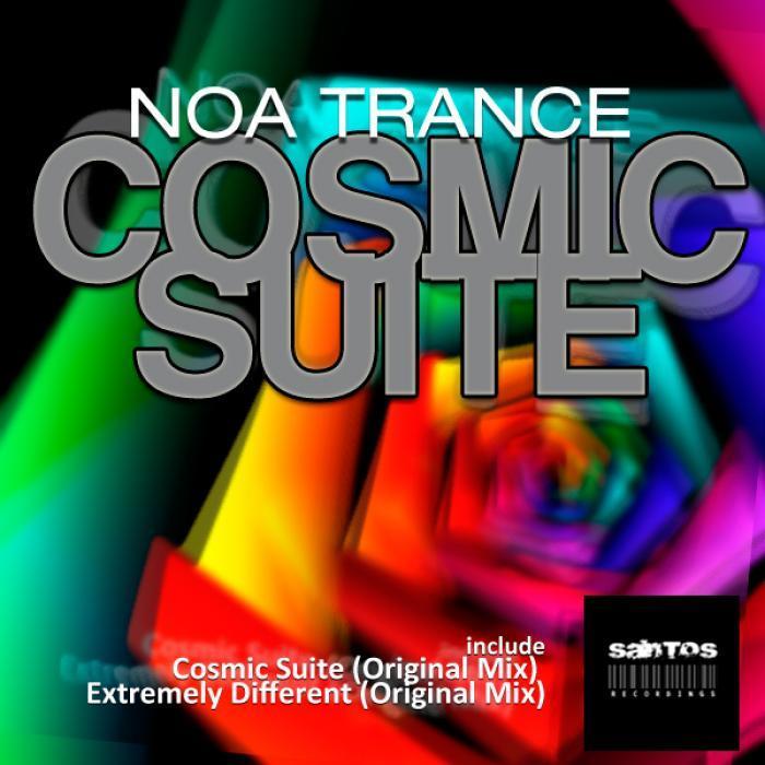 NOA TRANCE - Cosmic Suite