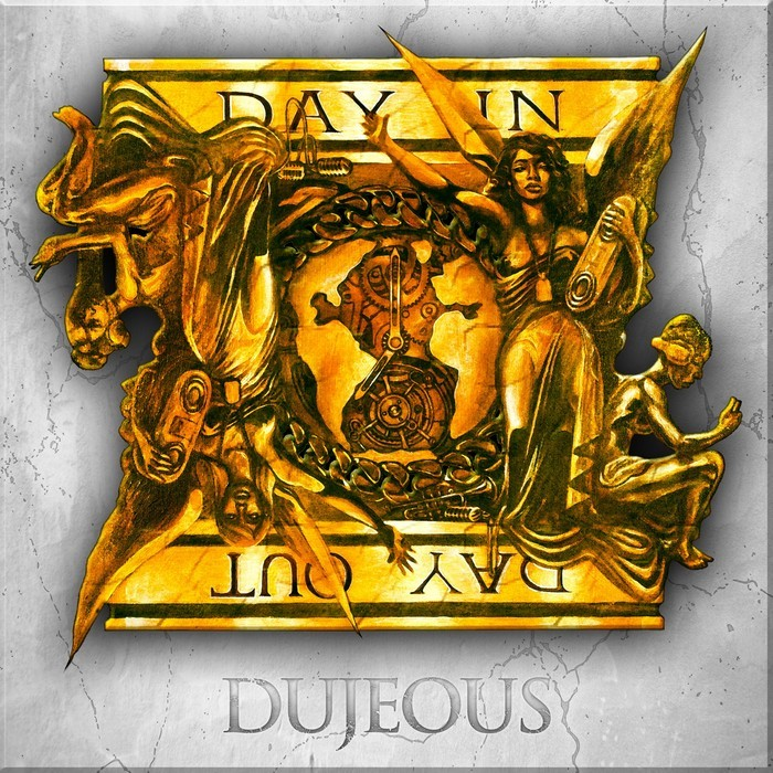 DUJEOUS - Day In Day Out (instrumental)