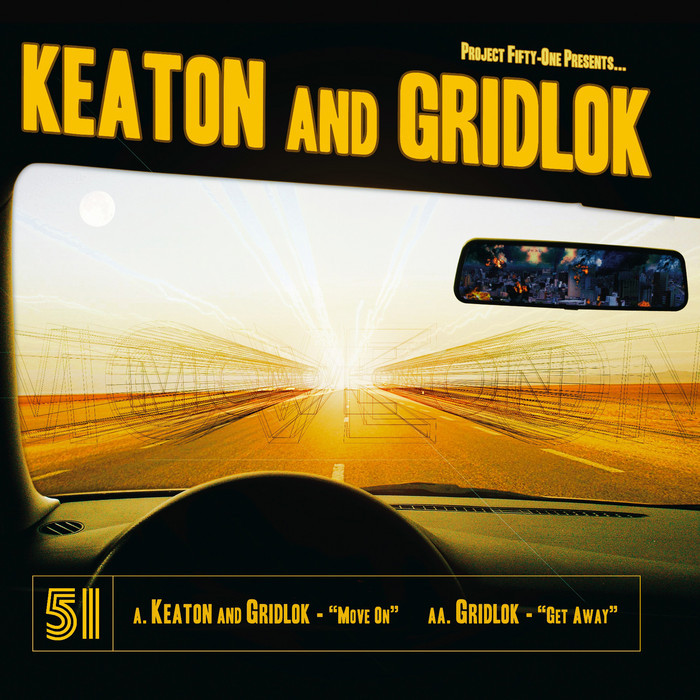 GRIDLOK - Move On