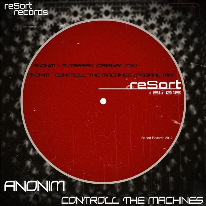 @NON!M - Controll The Machines