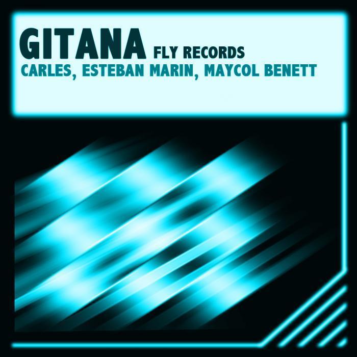 MARIN, Esteban/CARLES/MAYCOL BENETT - Gitana
