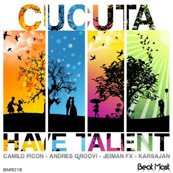 PICON, Camilo/ANDREY BEAT/ANDRES GROOVI/JEIMAN FX - Cucuta Have Talent