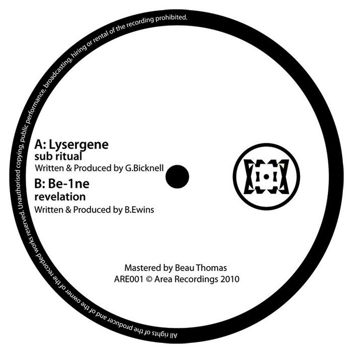 LYSERGENE/BE 1NE - Sub Ritual