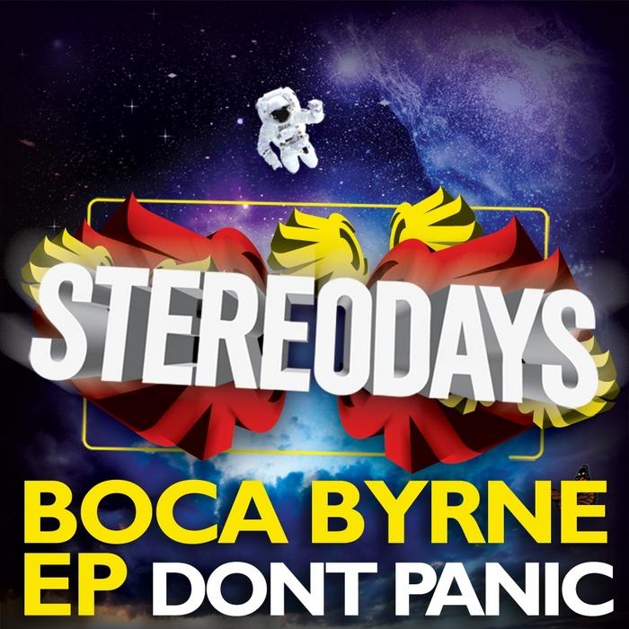 BOCA BYRNE - Don't Panic