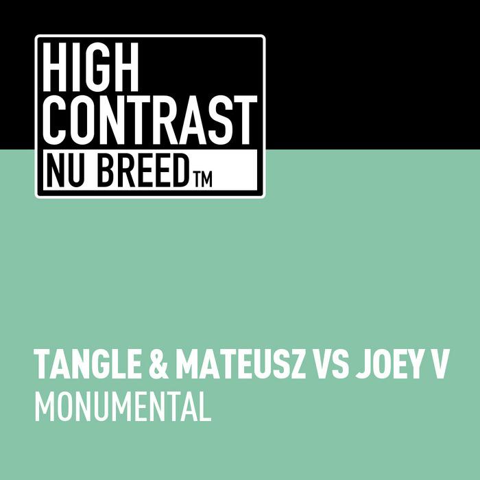 TANGLE & MATEUSZ/JOEY V - Monumental