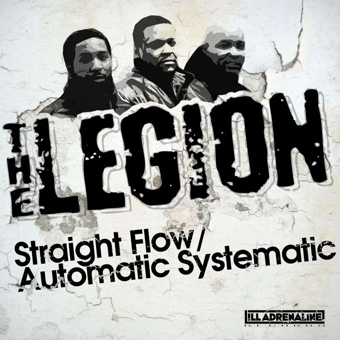 LEGION, The - Straight Flow