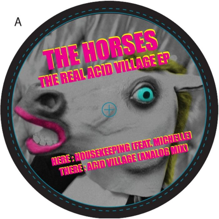 HORSES, The - The Real Acid Village EP