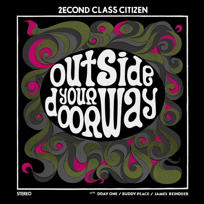 2ECOND CLASS CITIZEN - Outside Your Doorway