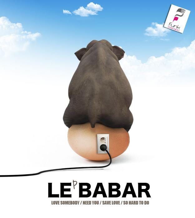 LE BABAR - Le Babar EP
