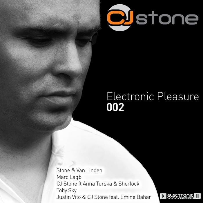 CJ STONE/VARIOUS - Electronic Pleasure 2
