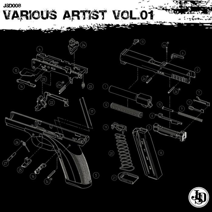 VARIOUS - JSD Various Artist Vol 1