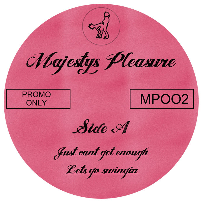 MAJESTY'S PLEASURE - Majesty's Pleasure Volume 2