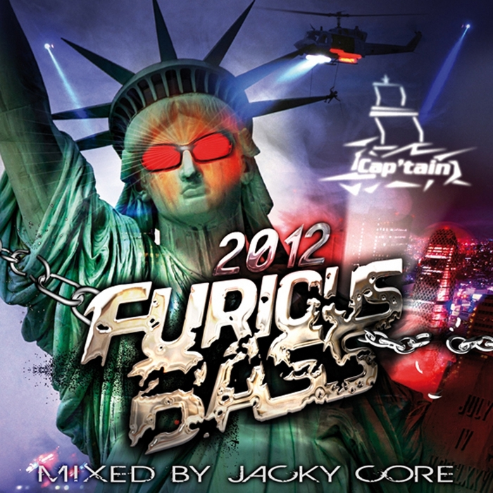 JACKY CORE/VARIOUS - Furious Bass 2012 (unmixed tracks by Jacky Core)