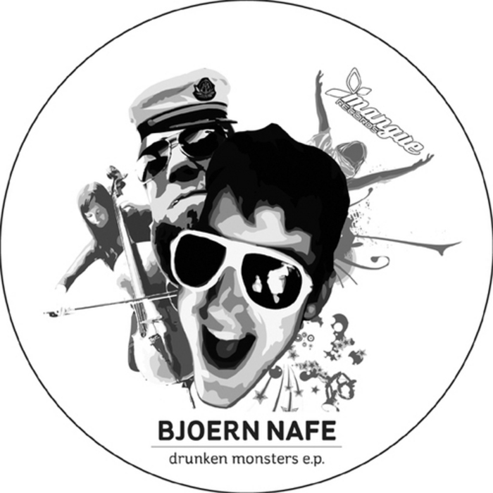 NAFE, Bjoern - Drunken Monsters EP