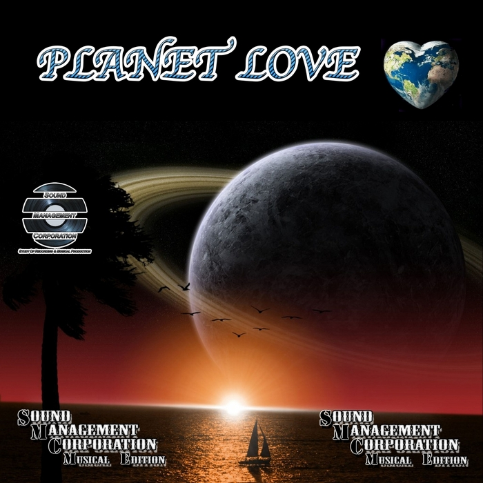 VARIOUS - Planet Love