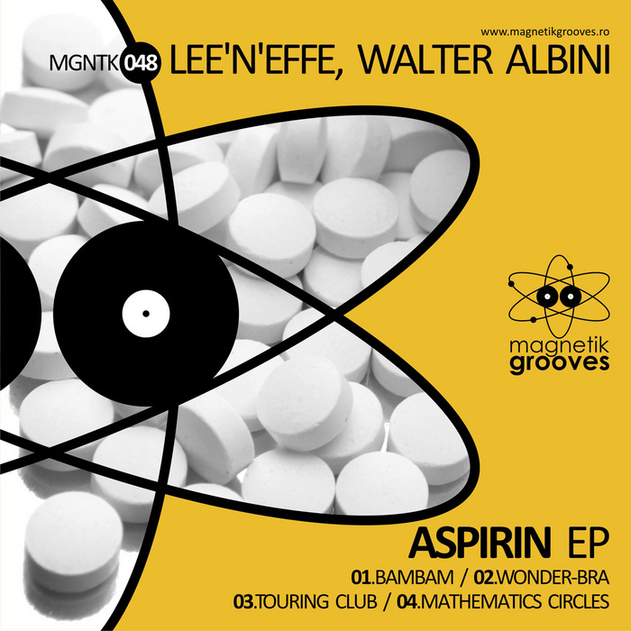 LEENEFFE/WALTER ALBINI - Aspirin